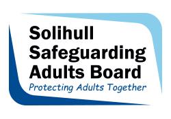 Solihull Safeguarding Adults Board